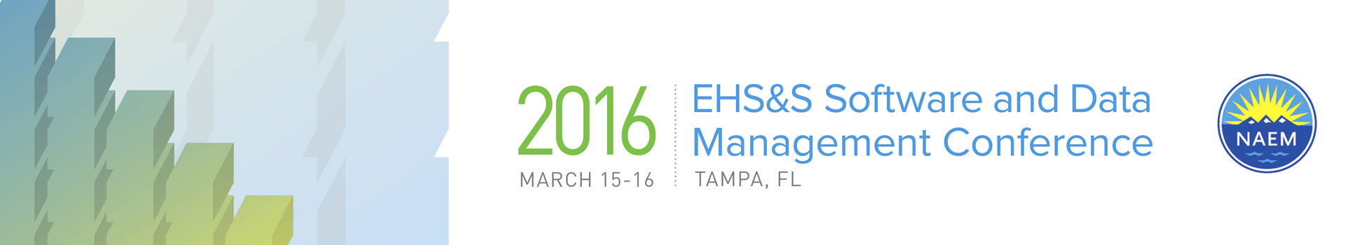 2016 EHS and Sustainability Software and Data Management Conference